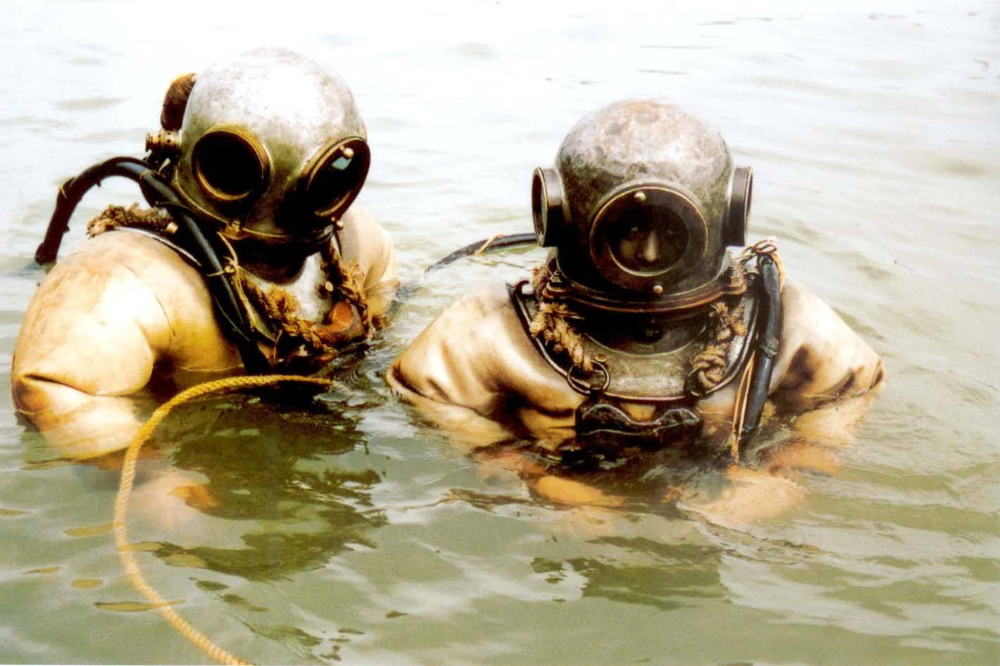 水下清理清淤