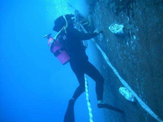 水下安装拆除受潜水深度影响有多大?