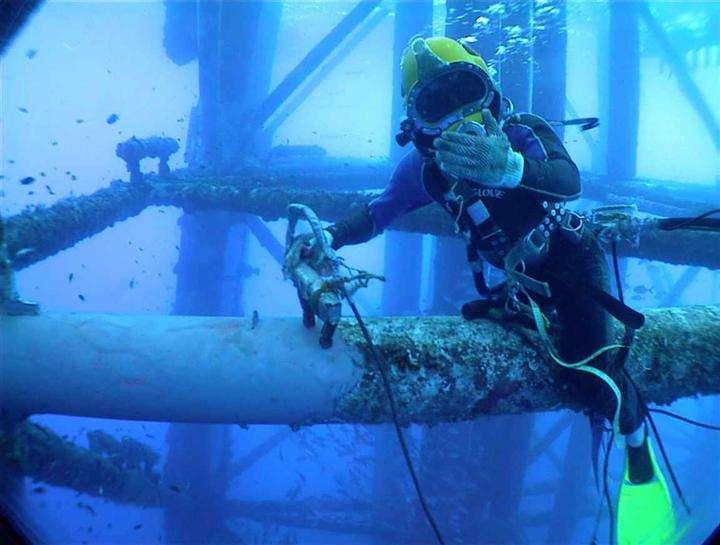 水下检查公司