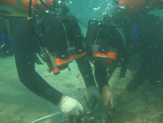 水下切割和水下电焊的原理是什么