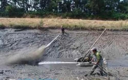 水下清理清淤公司